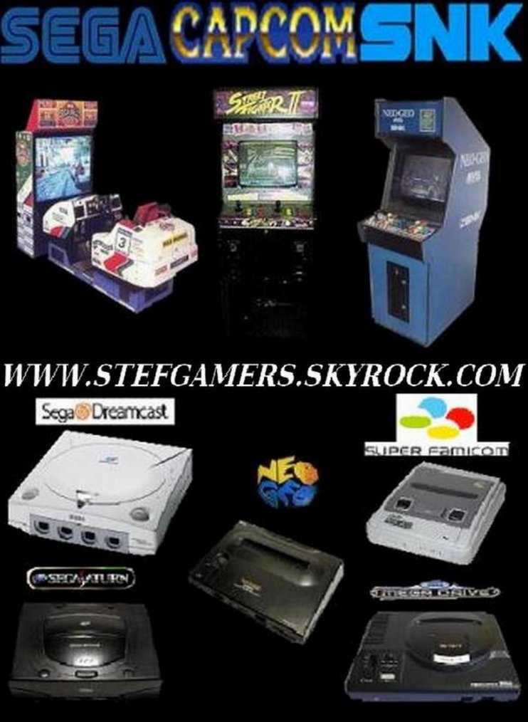 GAMERS / RETROGAMING / OLD SCHOOL GAMING